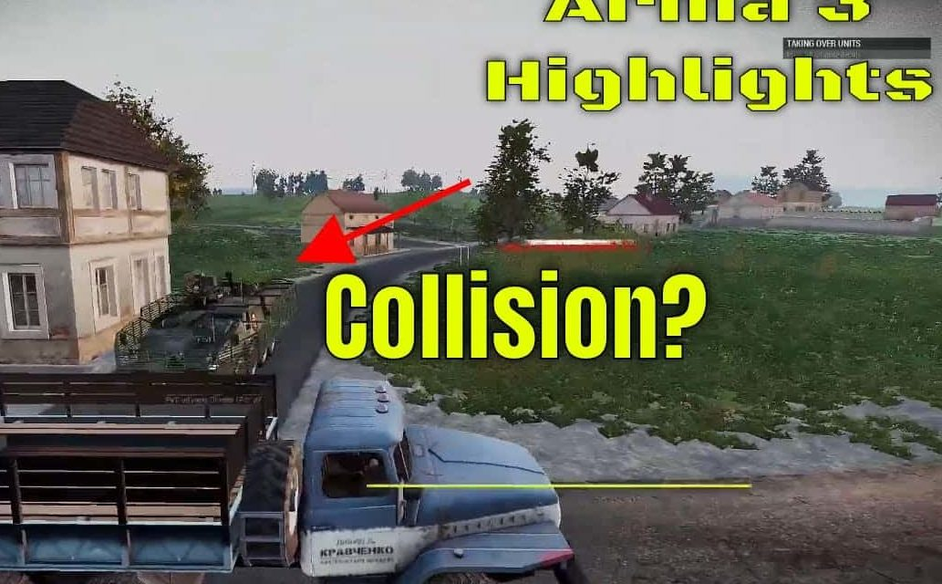 AtTaCh Ir StRoBeS – Arma 3 Highlights