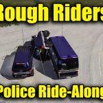 Rough Riders Police Ride Along | Arma 3 Random Moments