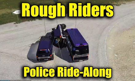 Rough Riders Police Ride Along | Arma 3 Random Moments