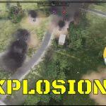 The Danger Of Rocket Artillery Explosions – Arma 3 Highlight