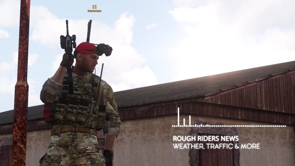 Rough Riders News Report #1
