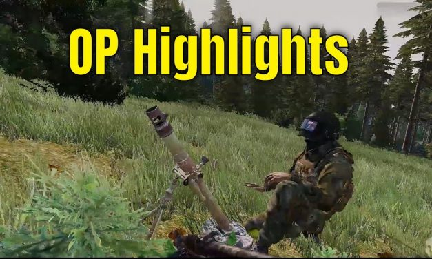 Arma 3 Rough Riders Highlights From 2.5.2020 OP