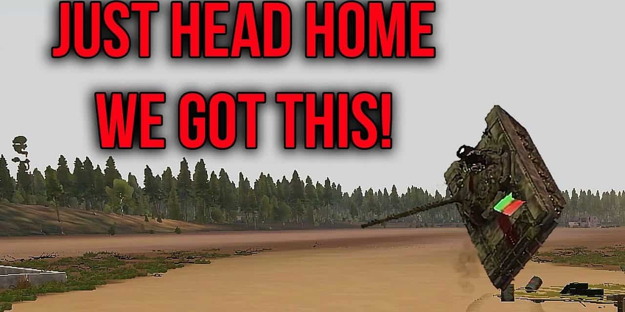 What An Amazingly Funny OP – Arma 3 Rough Riders 2.14.2020