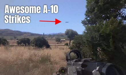 Assault On The Airfield FT.-A-10 BRRRTS – Arma 3 Highlight From The Past