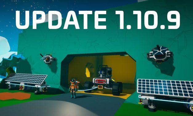 The Long Awaited True Flat Tool! Astroneer Update 1.10.9 Update