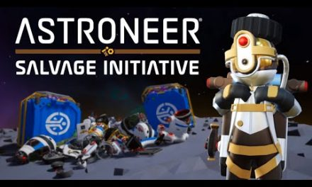 Awesome Astroneer Update Coming! [Salvage Update]