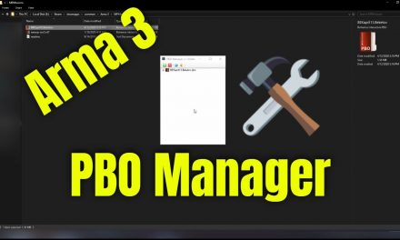 How To Use Arma 3 PBO Manager – EASY PEASY!