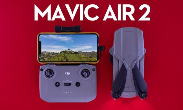 The New Mavic Air 2 Is Incredible!