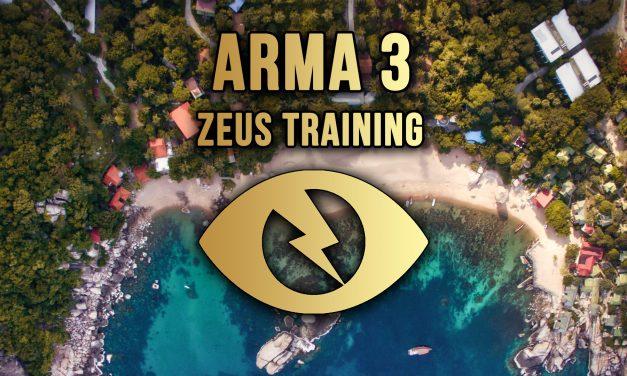 Arma 3 Zeus Training Series 2020 Master Post