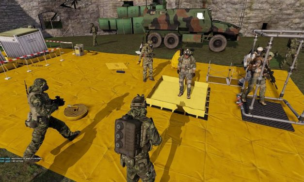 Rough Rider Operation Ends In Decontamination