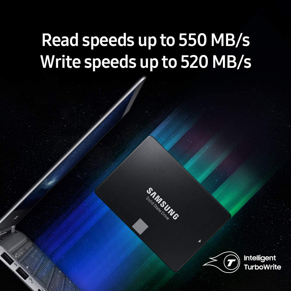 Can The Samsung SSDs come back down in price please!
