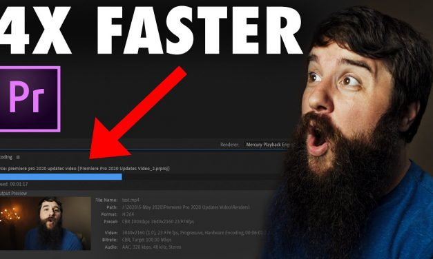 JAWDROPPING Premiere Pro & After Effects Update