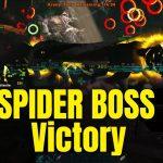 FINALLY BEATING THE SPIDER BOSS – ARK