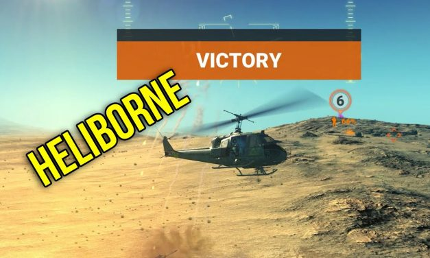 Heliborne Is Great – EP1