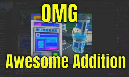 Medium Resource Canister! What! OMG! Astroneer News!