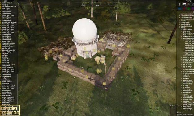 CO-OP Eden Editor – Crazy Idea for Arma 3/4