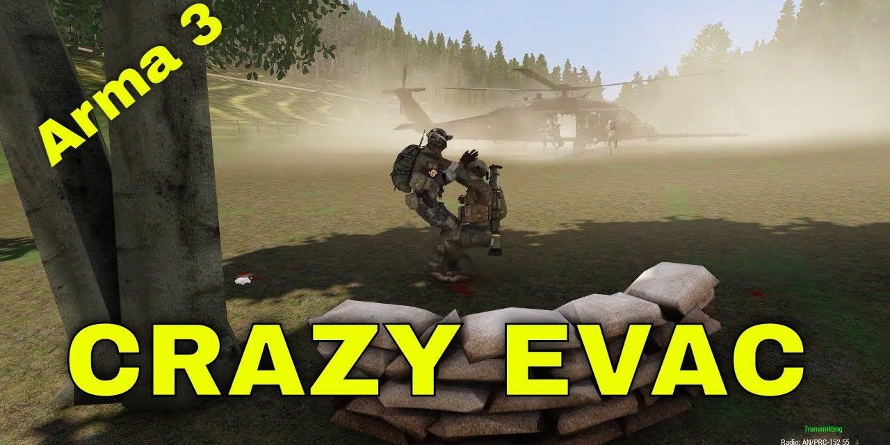 A Crazy Night | Arma 3 Rough Riders | 5.13.2020