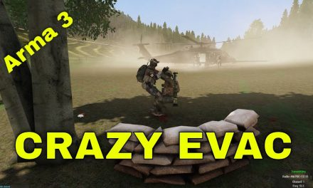 A Crazy Night | Arma 3 Rough Riders | 5.13.2020