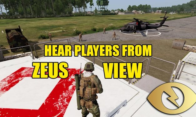 Hearing Players With Zeus Cam – Advanced Zeus Training