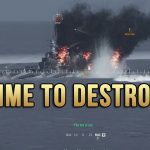 Tirpitz Destroying Bad Guys As Usual – World Of Warships