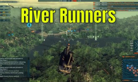 Crazy River Runners – Heliborne EP5