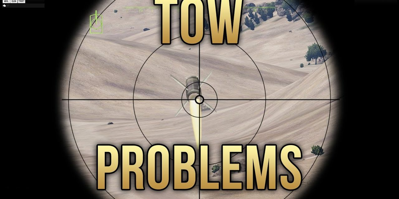 Tow Problems – Arma 3 Rough Riders Training Highlights 6.20.2020