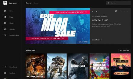 The Epic Games Store Laggy To This Day