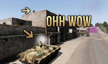 Arma 3 – Ohh Wow – Rough Riders Training