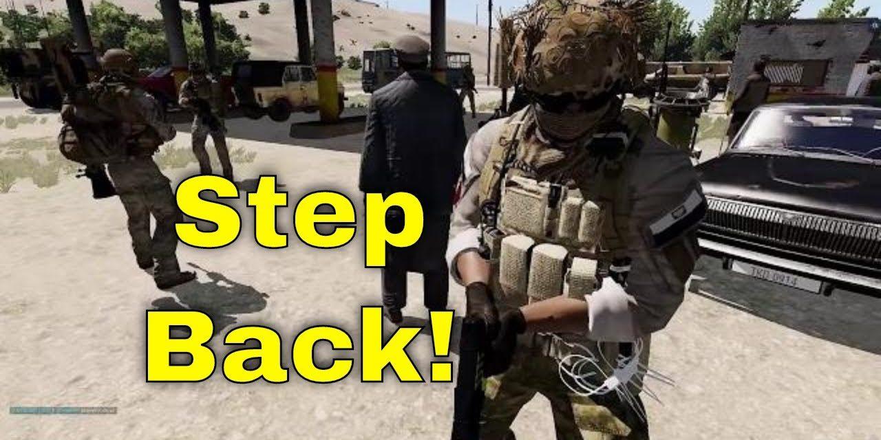 Arma 3 – HVT Grab – HVT POV – RR Training