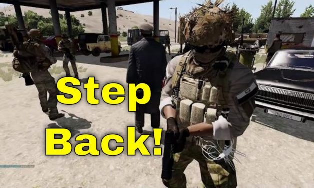 Arma 3 – HVT Grab – HVT POV – RR Training