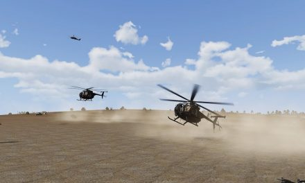 Arma 3 – AIR ASSAULT Practice With Rough Riders Highlights