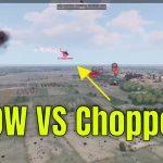 Arma 3 – TOW VS CHOPPER – Rough Riders 7.11.2020