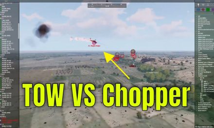 Arma 3 – TOW VS CHOPPER – Rough Riders 7.11.2020
