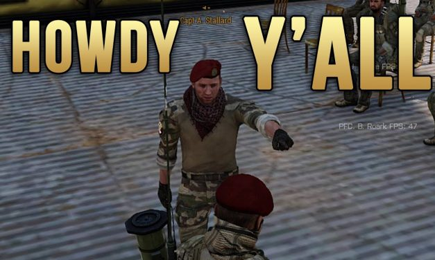 HOWDY YALL – Arma 3 Rough Riders Funny Moments
