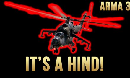 Its A HIND! – Arma 3 Rough Riders Highlights