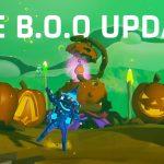 Astroneer BOO Update Available Now! (Halloween Update)