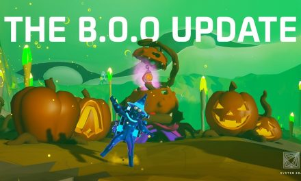Astroneer BOO Update Available Now! (Halloween Update)