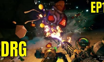 Radiation Is Saying High – Deep Rock Galactic EP1
