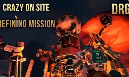 New On Site Refining Mission Deep Rock Galactic