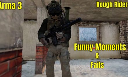Arma 3 Rough Riders Funny Moments In Training