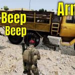 Arma 3 Rough Riders – Beep Beep – Funny Moments & Highlights