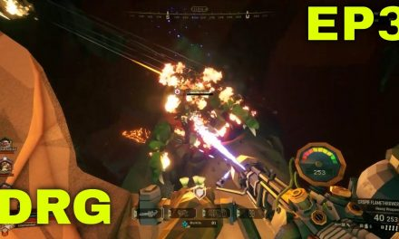 Flamethrower Party – Deep Rock Galactic EP3