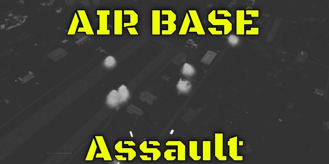 Arma 3 Rough Riders – Swagga Base Assault – Funny Moments & Highlights