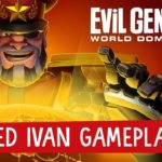 Evil Genius 2: World Domination – Red Ivan Gameplay Trailer (Feat. Brian Blessed)