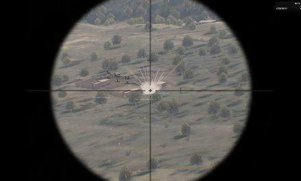 METIS TOW vs RR Zeus POV – Arma 3