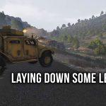 Rough Riders Combat Footage – Arma 3 Machine Guns