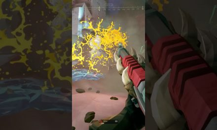#Shorts Boss Gets Owned – Deep Rock Galactic