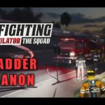 Fighting Fire With Ladder Canon – Fire Fighting Simulator The Squad