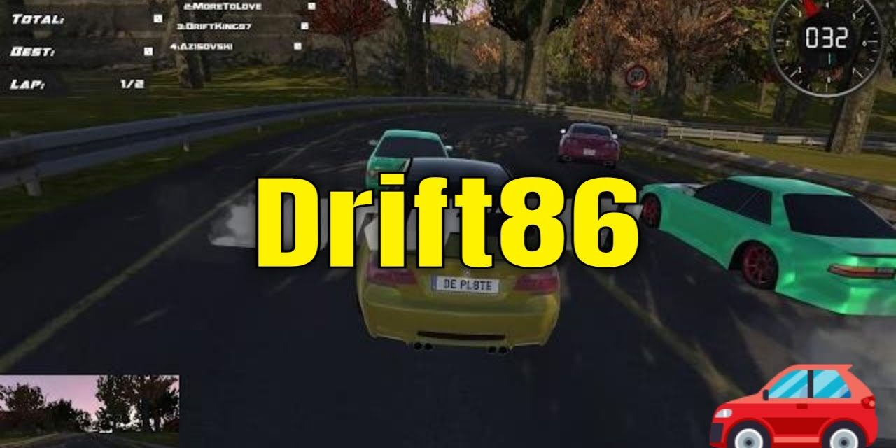 Drift86 With The Boyz Chilling