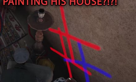 WHY YOU PAINT MY HOUSE – ARMA 3